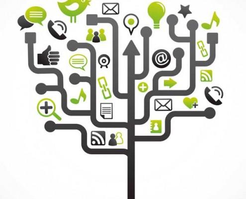 5 Ways Social Media Commercial Construction